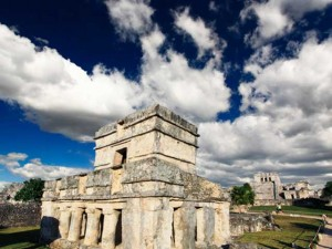 Tulum Ruins Near Cancun